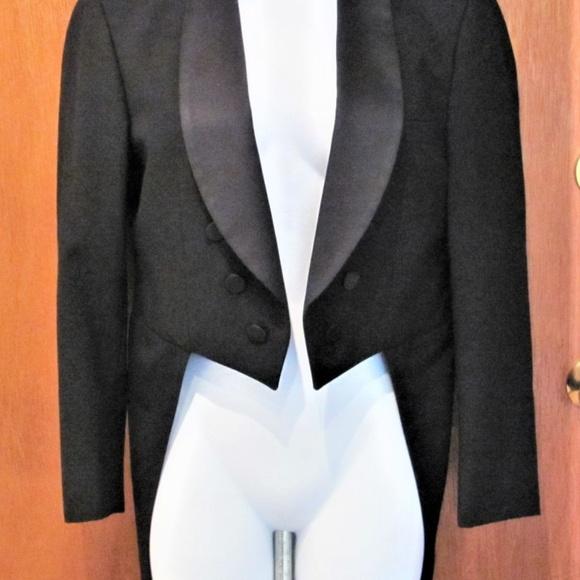 Dunhill Jackets & Blazers - Dunhill Tuxedo Jacket Black